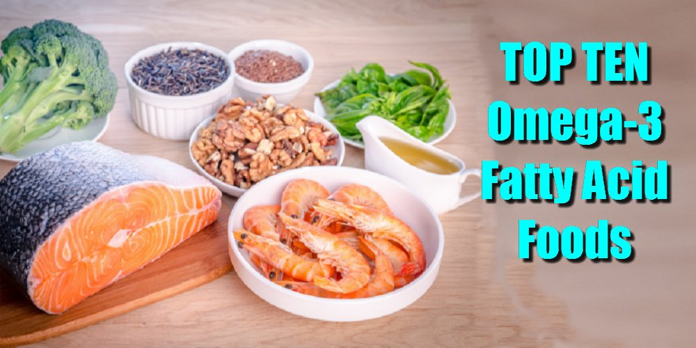 Top ten omega 3 fatty acid foods for good health for Fish only diet