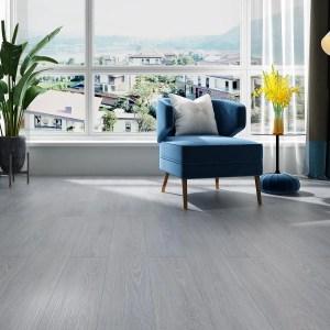 Simulation Beton Vinyl Plank Flooring