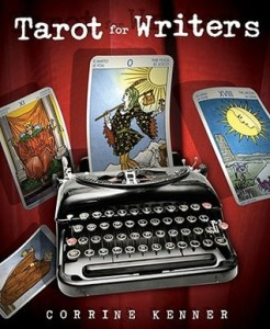 Cover of Tarot for Writers by Corrine Kenner