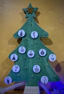 December 11, 2020 Advent Calendar Draw: Death. Click to embiggen