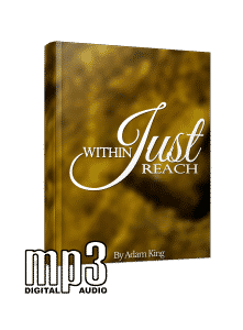 Just Within Reach Book Mockup MP3