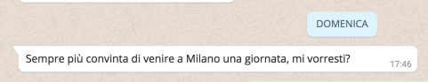 Alice viene a Milano