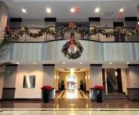 Christmas Decorations For Office Buildings | Psoriasisguru.com