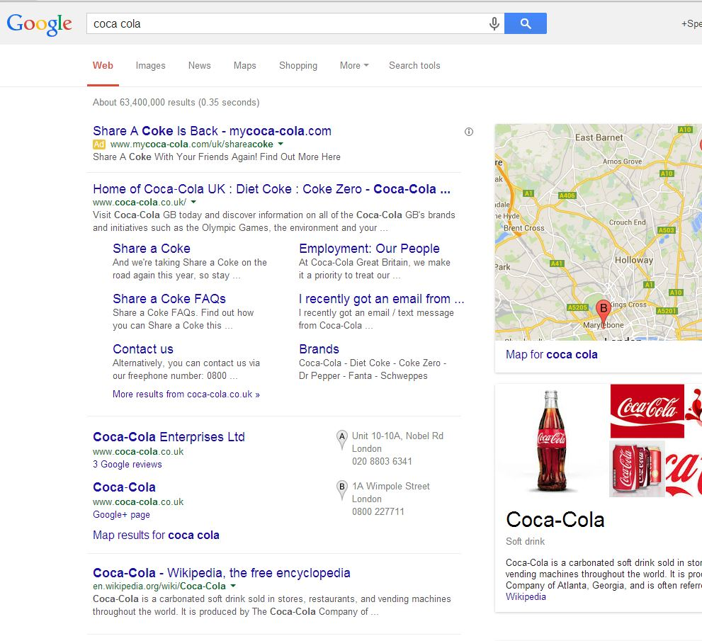 PPC bidding on brand name