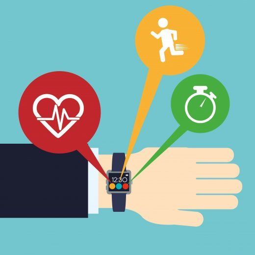 Wearable Technology Graphic