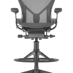 Aeron Chair Accessories Wood High Chairs Remastered Work Stool By Hm