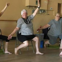 Chair Yoga For Seniors Swing Very And Teacher Training Continuing Education 10 Hour Workshop Feb 23 24 2019