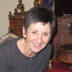 Pauline Sawyer IYT Courrse Tutor