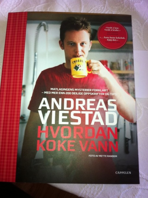 Hvordan koke vann - Andreas Viestad
