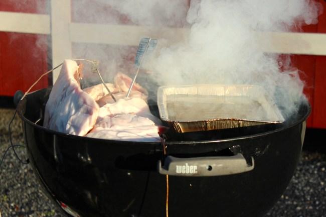 Røyke Bacon