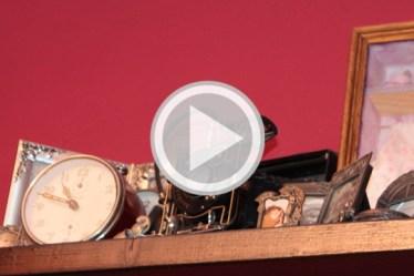 innocente Foglio nel suo studio - video