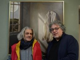Incontro tra il maestro Antonio Nunziante e il poeta Innocente Foglio