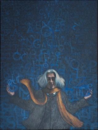 Innocente Foglio - Ritratto di LUCA DI CASTRI
