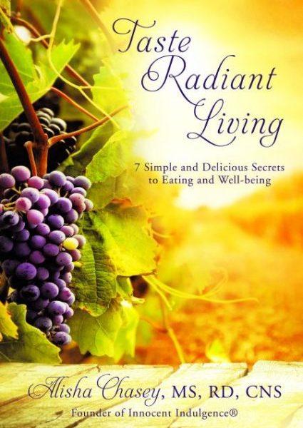 Taste Radiant Living Book