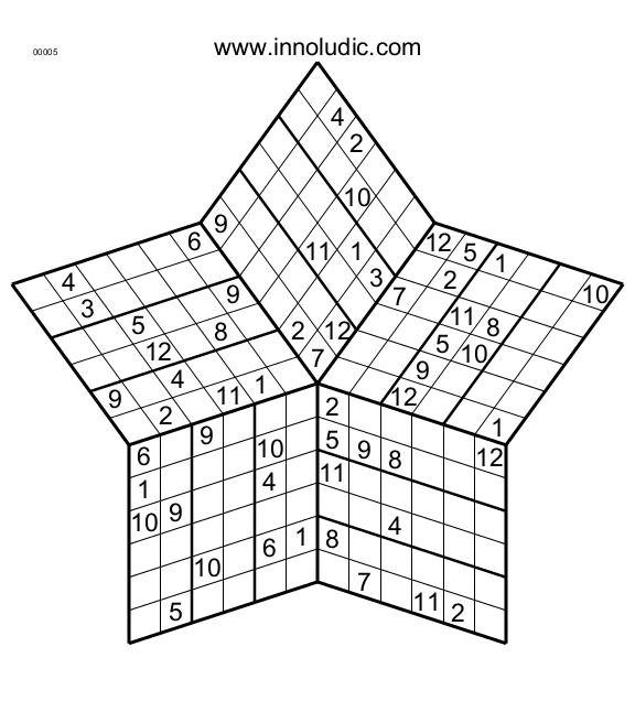 Super Spark Sudoku # 7