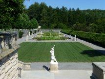 Italian Garden Biltmore Estate In Asheville