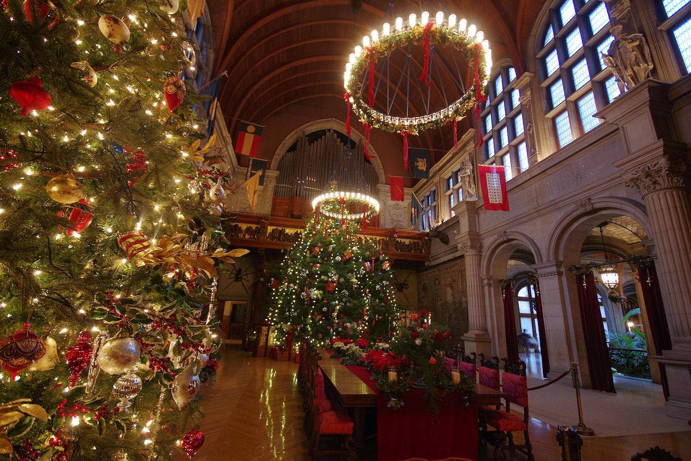 Desktop Wallpaper Fall Foliage 2014 Biltmore Candlelight Upgrades And Discounted Tickets