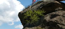 100 Years Of Nc State Parks Chimney Rock Park
