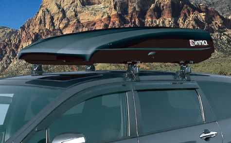 roof box inno roof carrier roof box