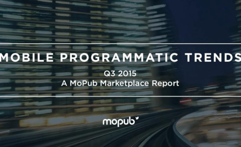 Twitter в Mobile Programmatic Trends: Q3 2015: новые приложения получают лучшую отдачу