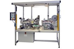 InnoTech Halbautomatische Beklebeanlage