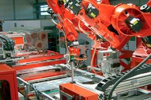 InnoTech Klebetechnik-Roboter