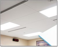 Heavyweight Cleanroom Ceiling Tiles System with Sealed Edges