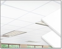 Lightweight Cleanroom Ceiling Tiles System with Entire Seal