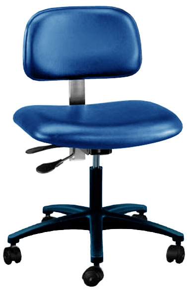 Class 100000 Cleanroom Chair Durable 5Star Reinformced
