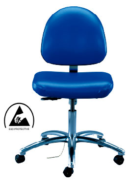 ESD Safe Cleanroom Chairs  Cleanroom Furniture  NCI
