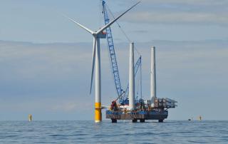 offshore wind training center