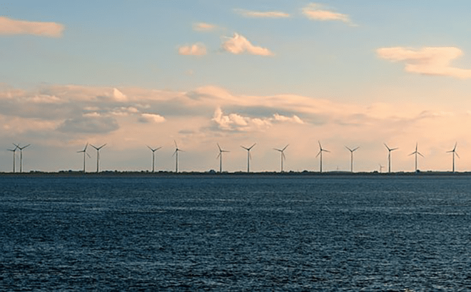offshore wind energy project