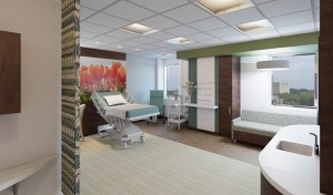 Centinela Hospital Medical Center_Personalized Patient Room_LPA_600x532