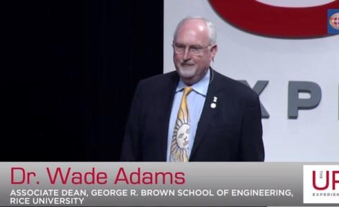 Dr Wade Adams- Nanotechnology