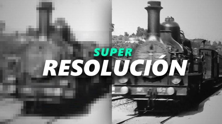 ¡Aumentando RESOLUCIÓN con Inteligencia Artificial! (SuperResolución)
