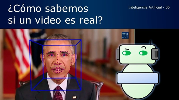 ¿Cómo sabemos si un video es real? - Inteligencia Artificial