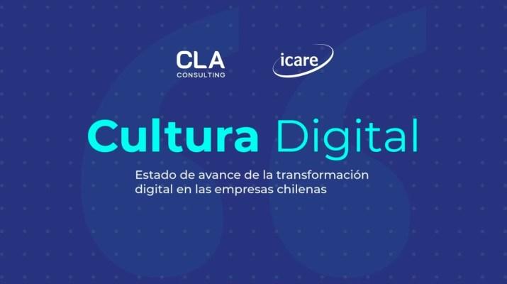"""Webinar """"Cultura Digital: Estado de avance de la transformación digital en las empresas Chilenas"""""""
