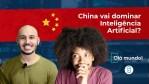CHINA vai Dominar INTELIGÊNCIA ARTIFICIAL? Mandarim Vale a Pena? | Olá Mundo #2 feat @Guhan Mandarim