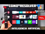 COMO RESOLVER O COMANDO DE VOZ DA TV TCL ANDROID | INTELIGÊNCIA ARTIFICIAL
