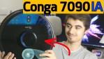 Conga 7090 IA - Análisis COMPLETO y funcionamiento - Robot aspirador con inteligencia artificial!!