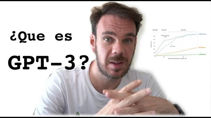 GPT-3 en español | El primer paso hacia una inteligencia artificial general?