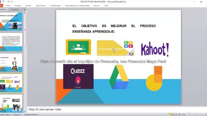 INNOVACION TECNOLOGICA GEG BOLIVIA