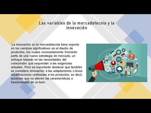 Objetivos de la Innovación Tecnológica