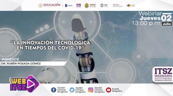 """""""LA INNOVACIÓN TECNOLÓGICA EN TIEMPOS DEL COVID-19"""""""
