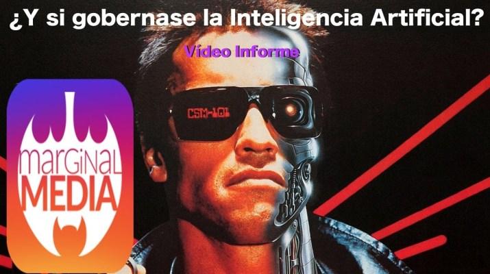 ¿Y si Gobernase la Inteligencia Artificial?