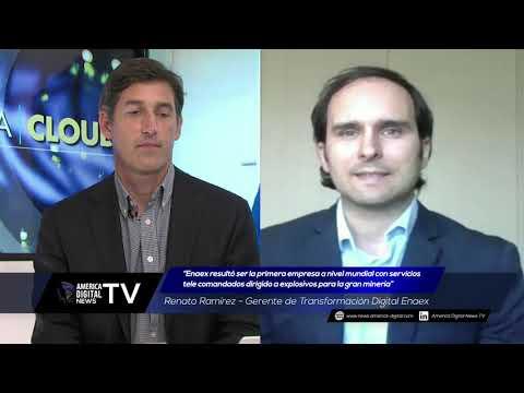 Minería 4.0 en Chile: Oportunidades y desafíos - Entrevista Gerente de Transformación Digital Enaex