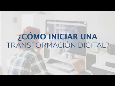 ¿Qué es la transformación Digital?