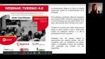 Turismo 4.0 . Seminario web. Transformación digital. Oportunidades para el turismo