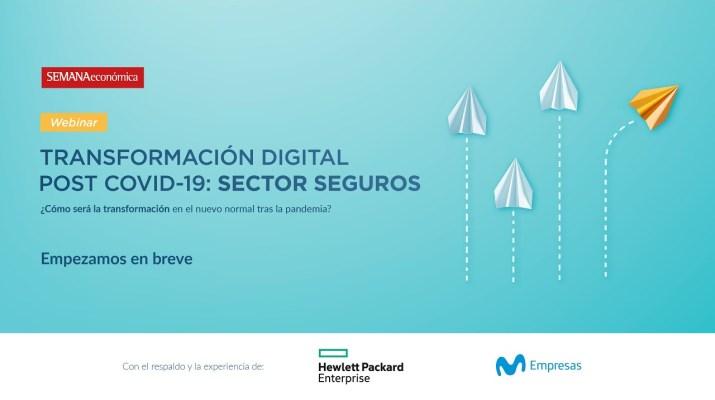 Transformación Digital Post Covid-19: Sector Seguros