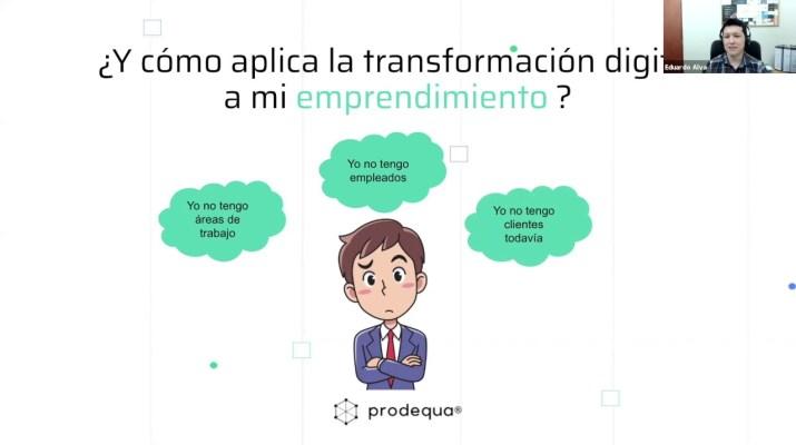 YABT BOOTCamp - Transformación digital: Cómo llevar tu emprendimiento al internet